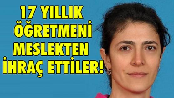Erdoğan'a Hakaret Eden Öğretmen Görevden Atıldı