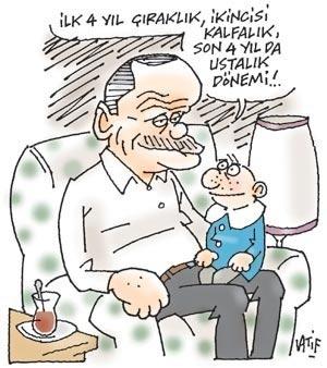 Erdoğan'dan 4+4+4 yorumu