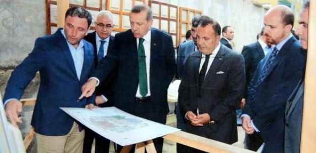 Erdoğan'ın babasının adı bir okula verildi