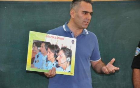 Eskişehir'de 'Okul Polisi Projesi' tuttu, suç oranı yüzde 20 azaldı...