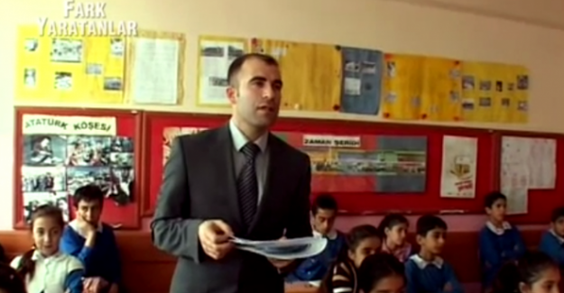Fark Yaratan Öğretmenler – Adnan Çelik
