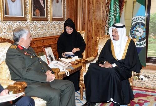 Genelkurmay Başkanı Özel, Suudi Arabistan'da ikili görüşmelerde bulundu