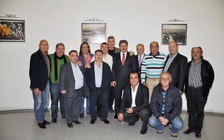 Hababam Sınıfı oyuncuları 38 yıl sonra Malatya'da buluştu