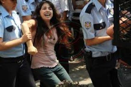 Halkevleri üyeleri, İstanbul Mili Eğitim Müdürlüğü'nü işgal etti