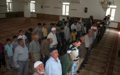 'Haydi Çocuklar Camiye' sloganıyla yarışma düzenlendi