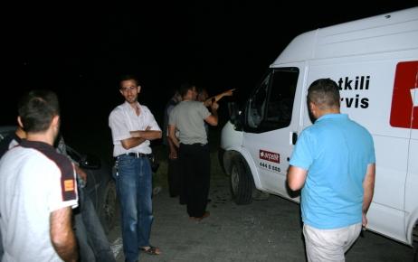 Iğdır'da yol kesen teröristler, bir TIR'ı yakıp 3 kişiyi yaraladı