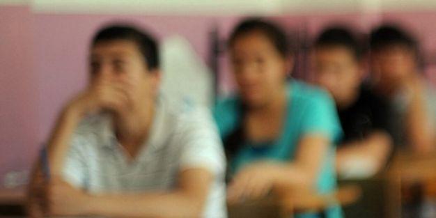 İki sınıfta sadece erkek var şikayeti!