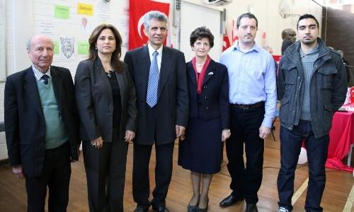 İngiltere Kıbrıs Türk Dernekleri Konseyi'nin ilk kadın başkanı seçildi