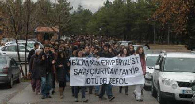 İstanbul Üniversitesi'nden ODTÜ'ye destek