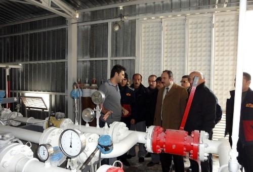 İtfaiyecilere doğalgaz semineri