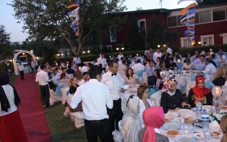 İzmir'de iftar coşkusu