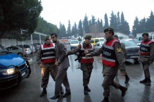 Jandarma hırsızlık olayını çözdü
