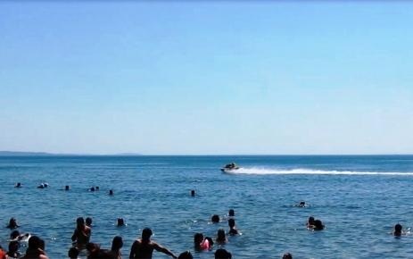 Jet ski, denizde yüzen tatilcinin ölümüne sebep oldu iddiası
