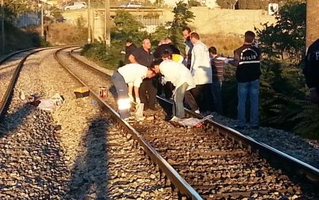 Kartal'da tren kazası: 1 ölü