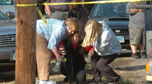 ''Katliam Silahı'' Anne Üzerine Kayıtlı
