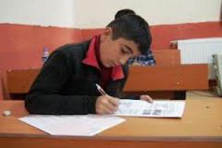 Kağızman Okuma Salonu öğrencilerin seviyesini ölçtü
