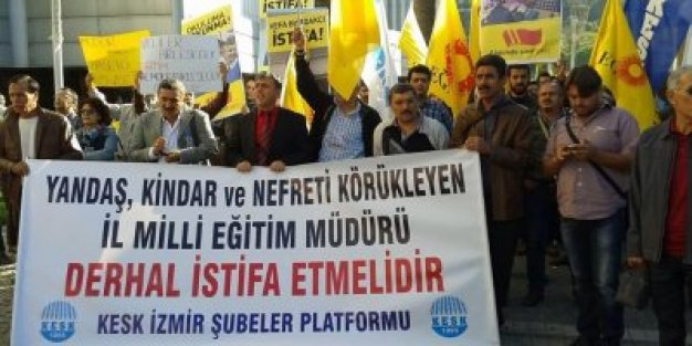 KESK: İzmir İl Milli...