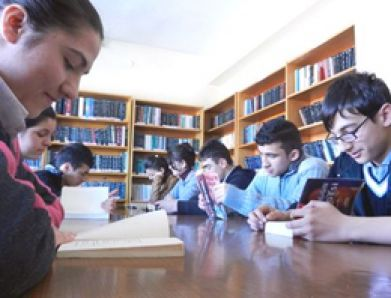 Kitap okuyana fazla okul puanı