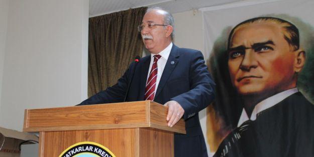 Koncuk'tan ''Görevde Yükselme ve Unvan Değişikliği'' Açıklaması