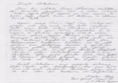 Konyalı öğrenciler İngiltere'deki akranlarıyla mektup kardeşliği başlattı