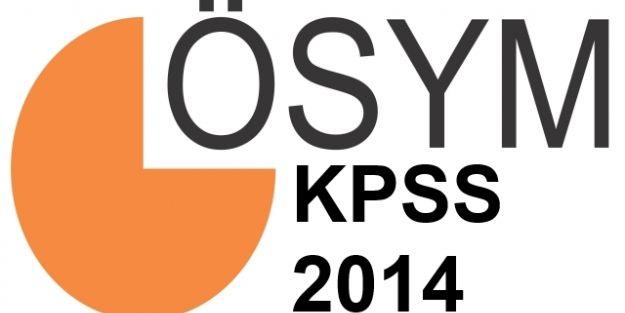 KPSS Ortaöğretim-Önlisans Başvuru Tarihleri (KPSS 2014 Sınavları ne zaman yapılacak?)