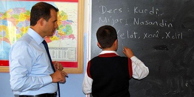 Kürtçe eğitim için kimse başvurmadı