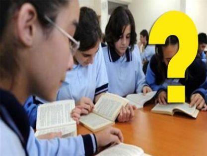 Lisede disipline Gezi ayarı