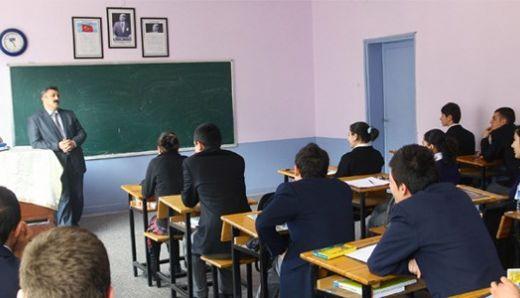 Liseye başlayanlara da uyum eğitimi