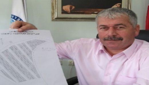 Mahmutlar Belediye Başkanı tutuklandı