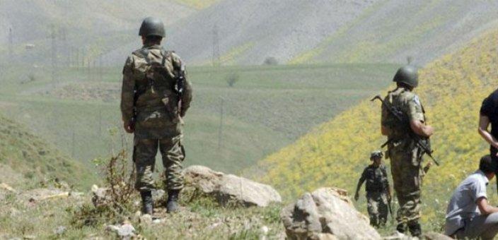 Mardin'de çatışma: 1 asker şehit