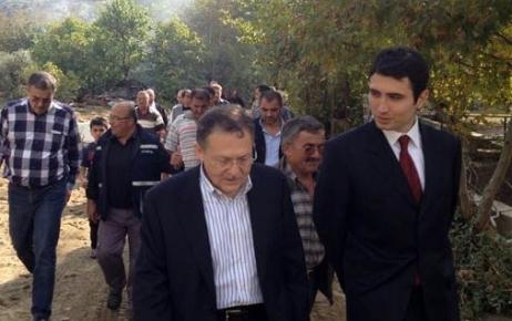 Marmara ilçesinde sel felaketinin tahmini faturası 800 bin lira