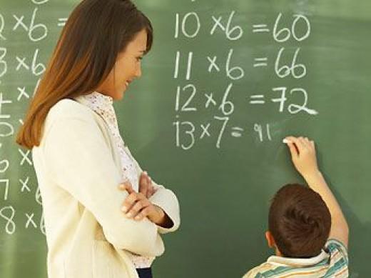 Matematik Dersinin İçeriği Ağır