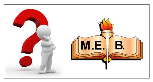 MEB, Ne Olur Artık Eğitimi Ciddiye Alsın! Ya da Adını Değiştirsin !