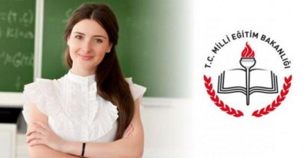 MEB'den Aday Öğretmen Performans Değerlendirme Modülü
