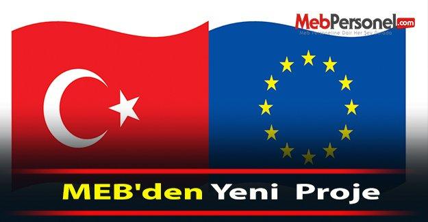 MEB'den Yeni  Proje