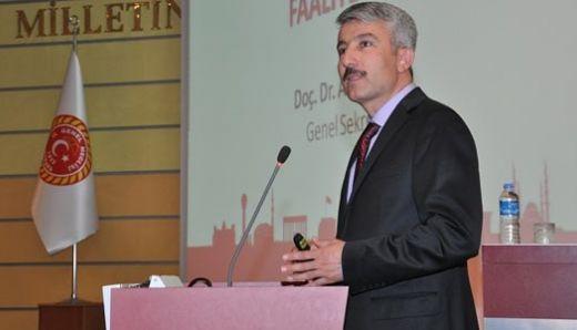 MEB Müsteşar yardımcılığına Asım Balcı atandı