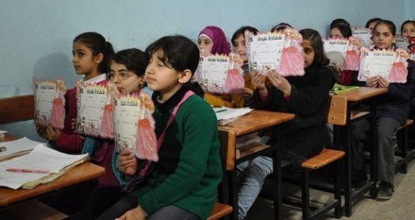 MEB okullarında kaç Suriyeli çocuk var?