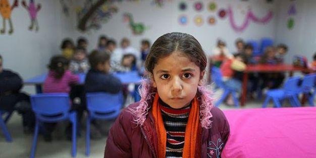 MEB Suriyeli öğrencilere elektronik kayıt sistemi kuruyor