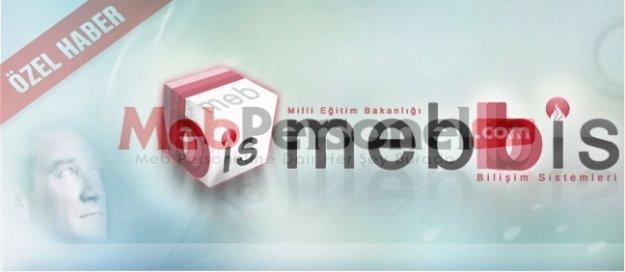 Mebbis Öğretmen Atama Başvuruları Ekranı Eylül 2014
