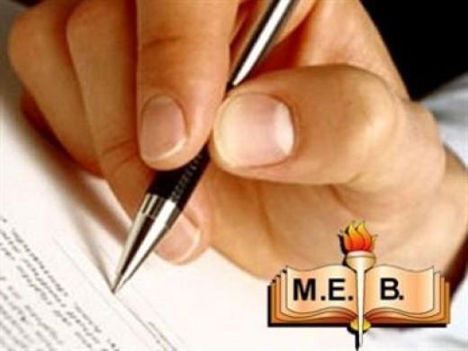 MEB'den Öğretmenlere Ceza