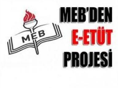 Meb'den E-Etüt Projesi