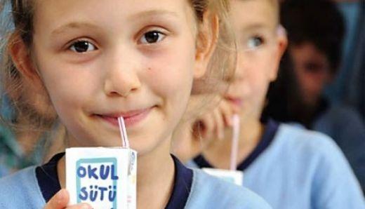 MEB'den Okullara 'Okul Sütü' Uyarısı