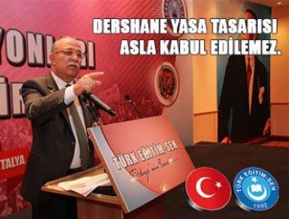 MEB'E TEHDİT GİBİ ULTİMATOM!