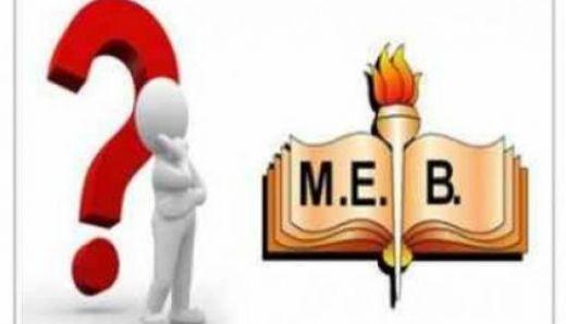 MEB'in Gündemi ve Öneriler