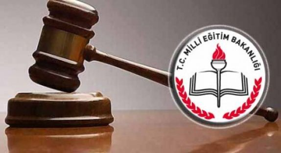 MEB'in verdiği meslekten men cezası Yargıtay'a takıldı