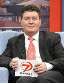 Milli Eğitim Bakanı Ömer Dinçer'in  Kanal 7 Başkent Kulisi Programı