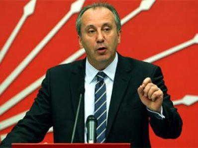 Muharrem İnce'den Başbakan'a Sert Tepki