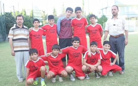 Muratpaşa Müftülüğü, Kuran kursu öğrencilerine futbol turnuvası düzenledi