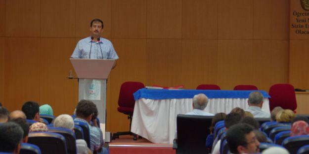 Müsteşar Yardımcısı Muhterem Kurt Öğretmenler İle Buluştu.