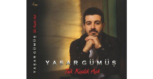 """Müzik Öğretmeni Yaşar Gümüş'ün İlk Solo Albümü:""""TEK KİŞİLİK AŞK"""" Çıktı!"""